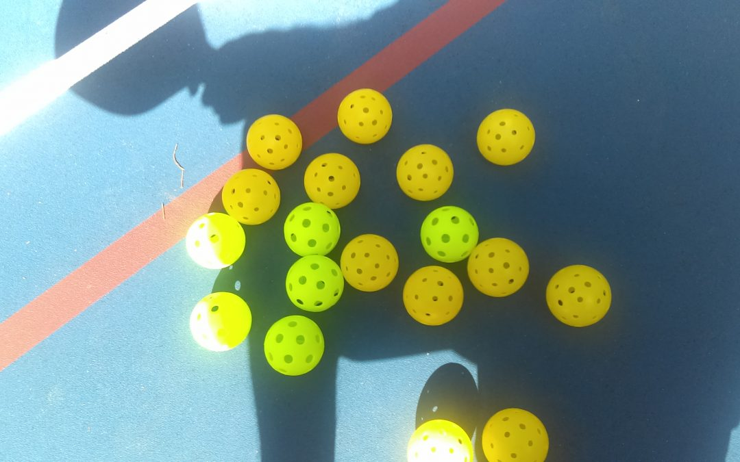 Crazy About Pickleball: How to Play the Game