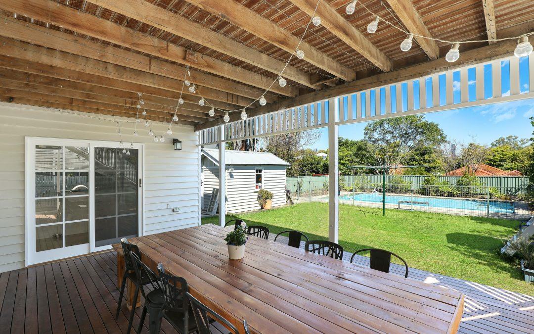 Outdoor Deck Resort